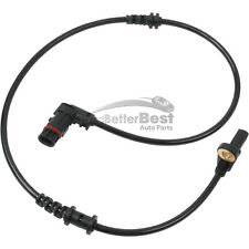 One New Bosch ABS Wheel Speed Sensor Front 0986594548 for Mercedes MB C250 C350