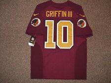 Robert Griffin III Washington Redskins Alt. Authentic Nike Elite Jersey sz 44 DC