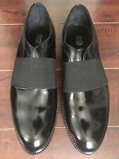 BNIB 8 Men's Black Calf Leather Dress Loafers – US 11.5 D