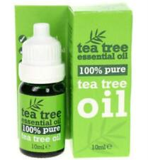 ** 2 X TEA TREE ESSENTIAL OIL 10ml 100% PURE AROMATHERAPY HERBAL ANTISEPTIC NEW