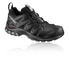 Zapatillas fitness/running de mujer de color principal negro sintético