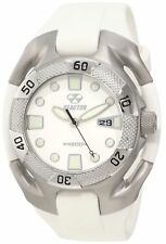 Reactor Men's Watch 71805 Heavy Water Pro Sport Diver Support Airflow White Dial