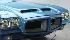 1970s Pontiac GTO  Race Car Vintage Sport Racer Carousel Blue 1 24 Metal 18