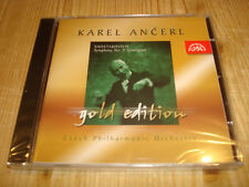 KAREL ANCERL 24K GOLD CD EDITION # 23 Shostakovich Symphony No.7 NEW SEALED