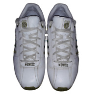 K Swiss womans trainers UK size 7.5 white 91218157 used