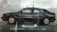 Fiat Croma Turbo I.E. 1990 Carabinieri - Scala 1:43 - Atlas - Nuovo