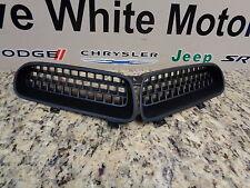 2014 Dodge Challenger Shaker Scoop Grille Trim Bezel Honeycomb Mopar Genuine OEM