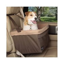 Dog Car Seat Booster X-Large Auto Travel Lookout Carrier Safety Leash Basket Pet