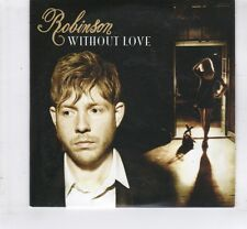 (HL711) Robinson, Without Love - 2011 DJ CD