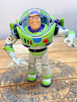 "12"" Talking Buzz Lightyear Wings Action Figure Toy Story Disney Pixar Vintage"
