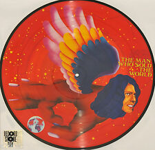 David Bowie Man Who The World Record 2016 RSD Vinyl Picture Disc LP