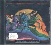 Kaptain Sun - Rainbowride Cd Eccellente