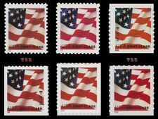 NonDenominated (37c) Flag 3620-25 3621 3622 3623 3624 3625 Set All 6 MNH Buy Now