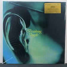 VANGELIS 'Beaubourg' Ltd. Edition 180g AQUAMARINE Vinyl LP NEW/SEALED