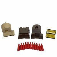 Vintage Milton Bradley Dark Tower Board Game Replacement Parts Lot