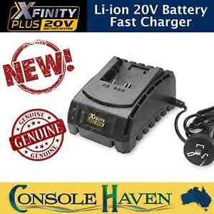 Xfinity Plus Li-ion 20V Fast Battery Charger - Quick Ferrex Workzone Aldi +
