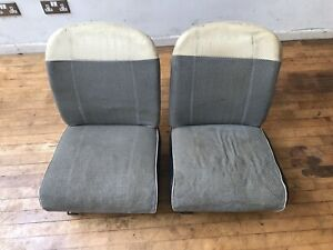 Fiat 600 seats