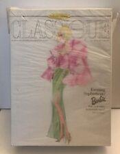 1997 Mattel Classique Collection EVENING SOPHISTICATE BARBIE Doll NRFB W/tissue