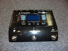 TC Helicon Play Acoustic and Vocal Pedal Brand New!
