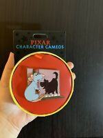 Disney Pixar Character Cameo Remy Ratatouille LE 1500 Quarterly Disney Pin