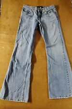 Vintage Juicy Couture Bell Bottom Jeans Womens Denim USA Flared Faded