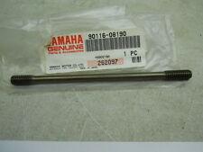 Yamaha NOS SR500, TT500, XT500, XVS650, Stud Bolt, # 90116-08190-00   S-124/2