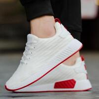 Men's Casual Sneakers Athletic Fashion Running Breathable Sports Shoes Hot Size
