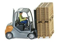 Wiking Still Rx 70-25 Forklift Truck with Pallets 6634029  (HO & suits OO)