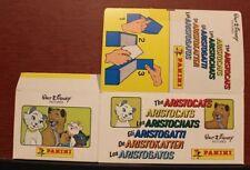 PANINI WALT DISNEY THE ARISTOCATS STICKERS EMPTY STICKER BOX