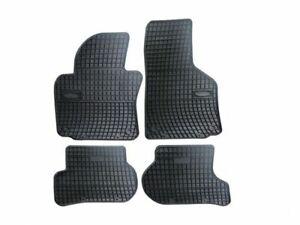 Gummifussmatten für Skoda Yeti Bj. 2009 - 2017 Automatten Fußmatten schwarz Neu