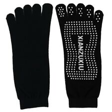 xianzuxiu Yoga Socks 5 Zehensocken Mode Deodorant atmungsaktive Baumwolle R F1C5