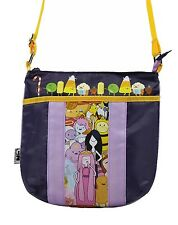 Adventure Time Princess Crew and the Candy kingdom Crossbody Bag / Purse