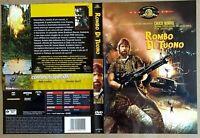 ROMBO DI TUONO (1984) con Chuck Norris - un film di Joseph Zito - DVD USATO MGM
