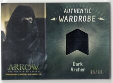 Cryptozoic Arrow Season 3 Wardrobe #M08 Dark Archer 65/99