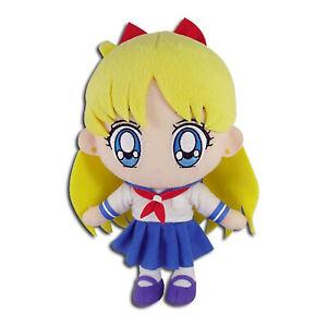 Sailor Moon S Minako 8 Inch Plush Figure NEW IN STOCK