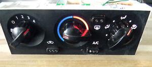 Nissan Xterra Frontier Climate Heater A/C Control 01-04 173-011-1160  D1421160