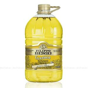 Filippo Berio Classic Oil Olive Bake Dressing Cooking Oil 5L
