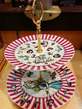 Alice In Wonderland Cake stand Sweets stand  Tokyo Disney Resort limited Rare