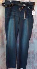Twentyone Black Premium Womens Jeans Skinny Low Rise Sz 13/14       (H2)
