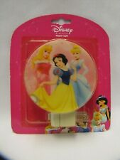 Disney Princess Night Light New in Package Cinderella Sleeping Beauty Snow White