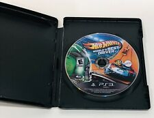 Hot Wheels World's Best Driver PlayStation 3 PS3 - Works Great - Ships Fast