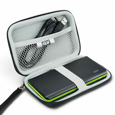 USA Gear Carrying Case for Western Digital My Passport 4TB Hard Drive
