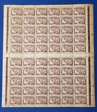 Mexico Sc# 512, 640, 646, 4 Full Sheets of Stamps
