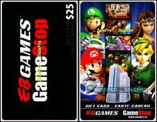 Gamestop Gift Cards For Sale Ebay