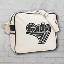 Gola Tasche Retro Bag Harnell Schultertasche weiss schwarz Shoulderbag