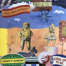 """Black Friday RSD 2018 Limited Paul McCartney I Don't Know Come on 7"""" Single"""