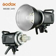 Godox MS300 300W Wireless X System 2.4G Studio Strobe Head Monolight Light 220V