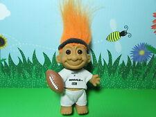 """Cincinnati Bengals Good Luck Sports Troll Doll - 5"""" Russ Troll Doll - Excellent"""