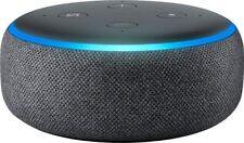 Amazon - Echo Dot (3rd Generation) - Charcoal (Brand New)