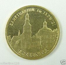 Poland Commemorative Coin 2 Zlote 2009 UNC, Trzebnica